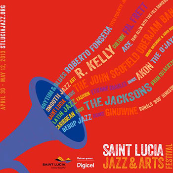 Saint Lucia Jazz and Arts Festival 2013