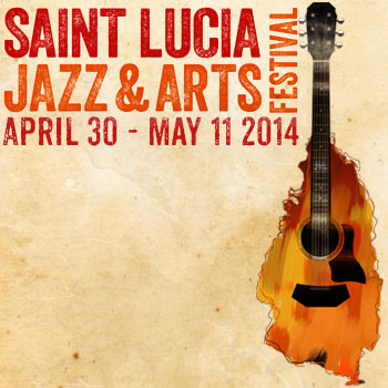 Saint Lucia Jazz & Arts Festival 2014