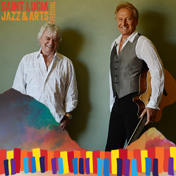 Air Supply Performing at Saint Lucia Jazz and Arts Festival 25th Anniversary 2016