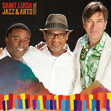 BWB Performing at Saint Lucia Jazz and Arts Festival 25th Anniversary 2016