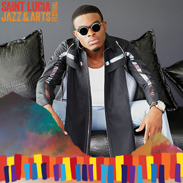 OMI Performing at Saint Lucia Jazz and Arts Festival 25th Anniversary 2016